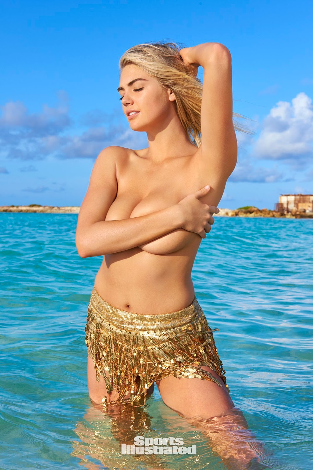 Kate Upton 2018 SI Swimsuit Photos