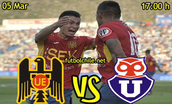 VER STREAM EN VIVO, ONLINE: Unión Española vs Universidad de Chile