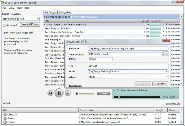 Music MP3 Downloader gratis