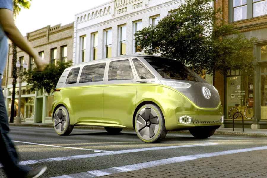 Volkswagen ID Buzz diesel