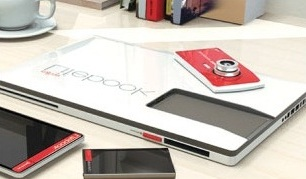 Fujitsu Lifebook tablet digital camera 2013