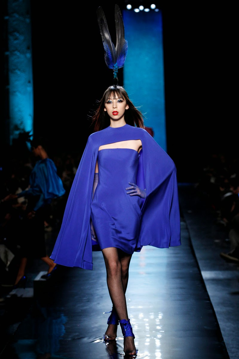 runway reportparis couture fashion week jean paul