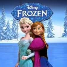 Brinquedos filme frozen