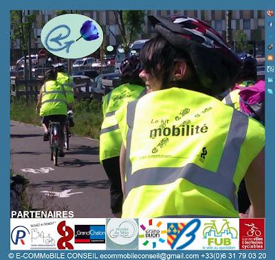 Bonne santé, mobilité, securité, accessibilité, prosperité, transversalité, en équilibre et en douceur. Notre équipe sera ravie de vous retrouver à vélo en 2013!