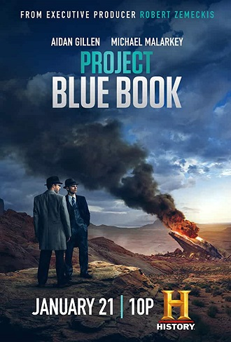 Project Blue Book Season 1-2 Complete Download 480p & 720p All Episode