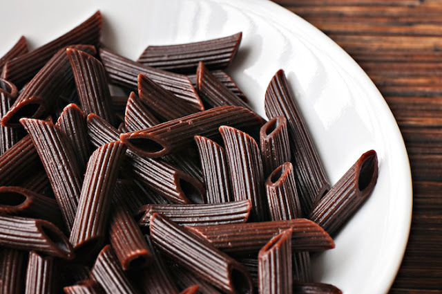 My Chocolate Pasta Story
