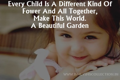 Happy Children's Day 2017 Quotes, Wishes, Greetings, SMS, Messages