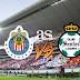 Chivas Guadalajara vs Santos en vivo - ONLINE Fecha cinco Copa Mx.