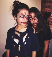 Disfraces Para Halloween De Mejores Amigas Fire Away Paris