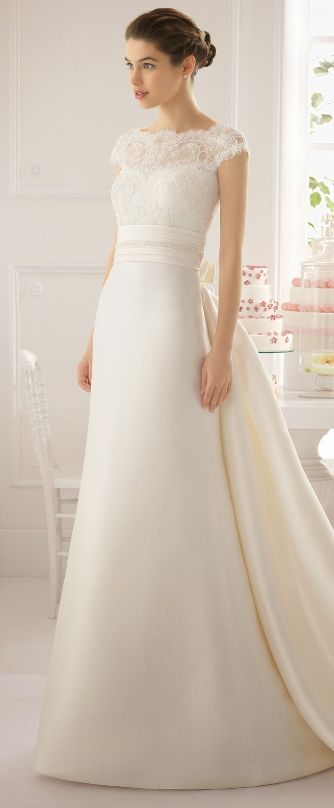 Fifties Wedding Dresses 92 Vintage Please contact Aire Barcelona