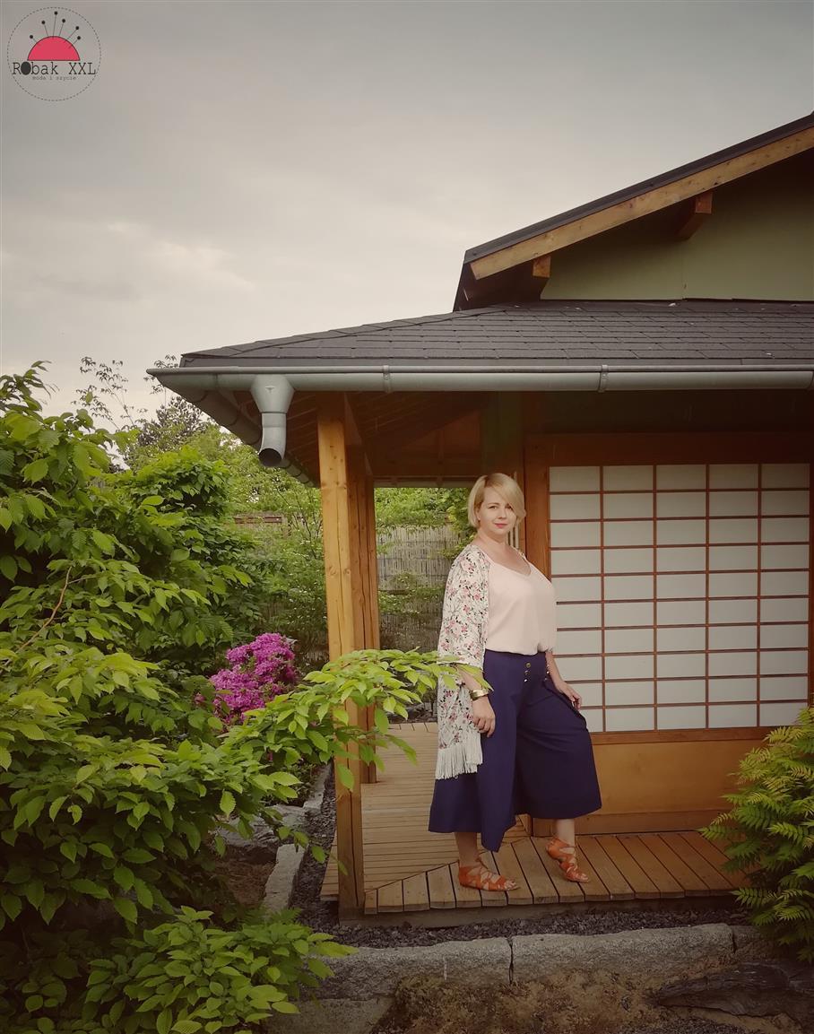 Samuraj w spódnicy? Kuloty w stylu japońskim