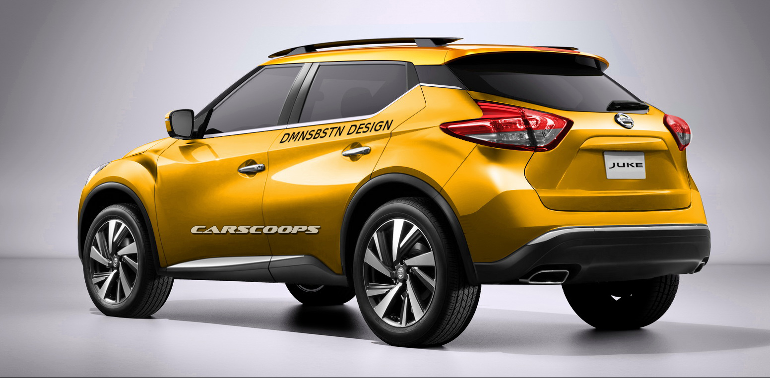 what would you say to a new 2017 nissan juke like this carscoops. Black Bedroom Furniture Sets. Home Design Ideas
