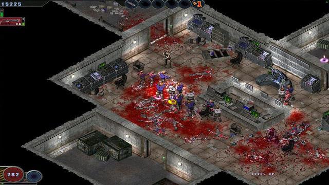 Zombie Shooter - Image du Jeu