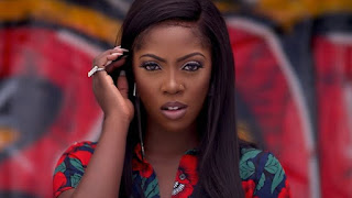 Tiwa Savage Deletes All Her Instagram Pictures