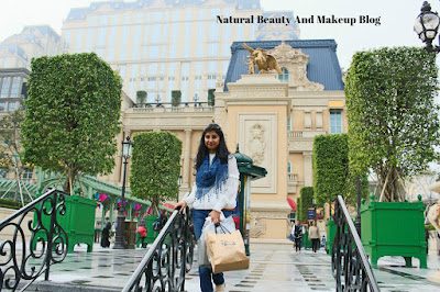 Destination - MACAU, Day 2, The Parisian Macao Resort Hotel, Cotai Strip on Natural Beauty And Makeup Blog