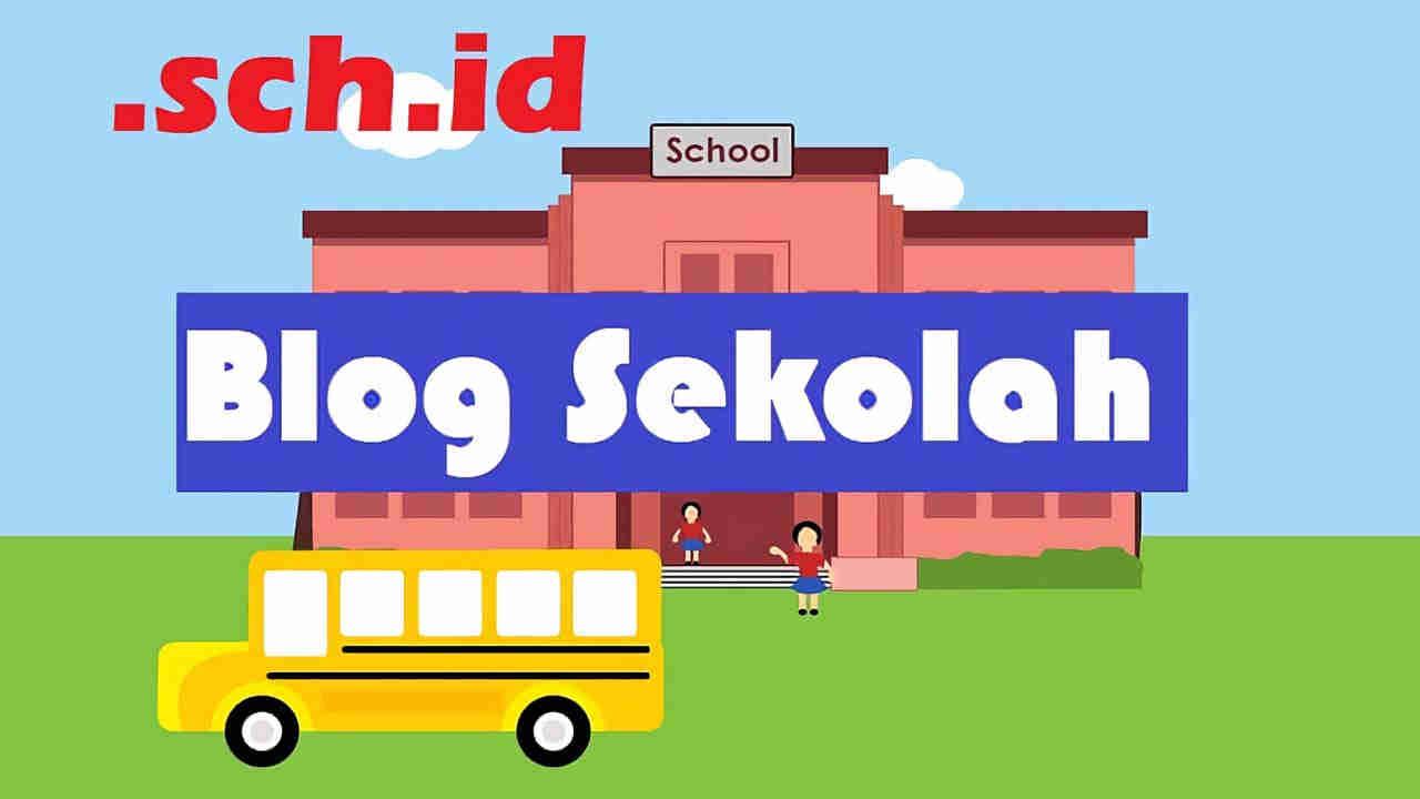 Membuat Blog Website Sekolah