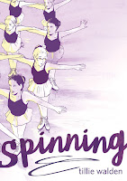 spinning by tillie walden book cover