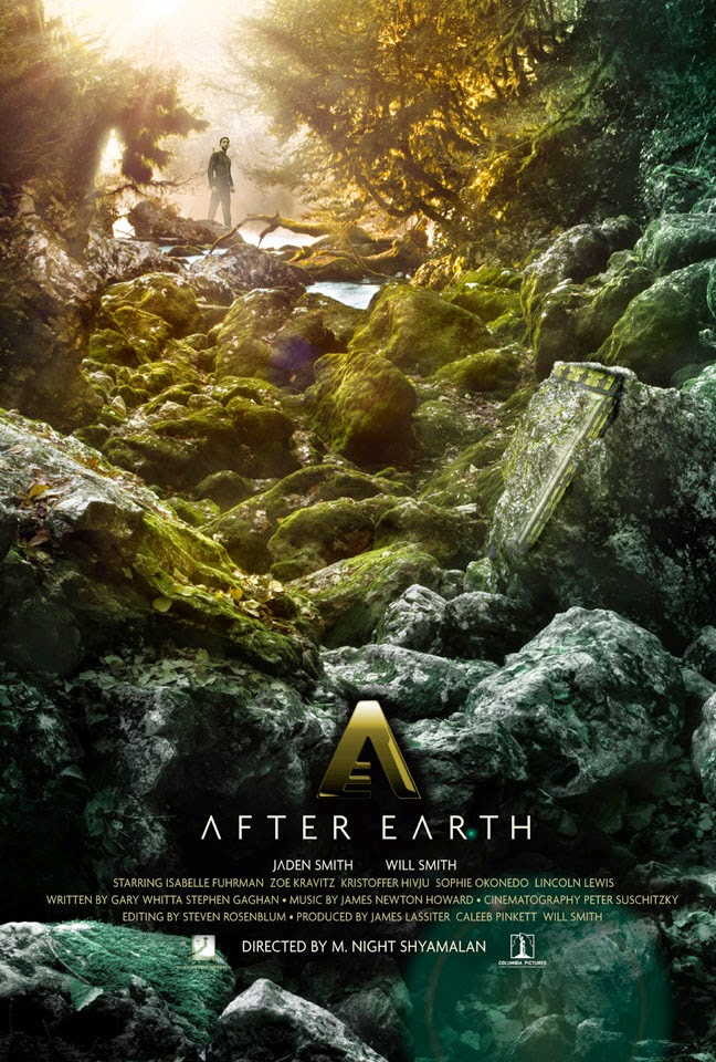 After Earth (2013) สยองโลกร้างปี [HD]