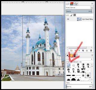 Cara Membuat Brush Sendiri Di GIMP 1