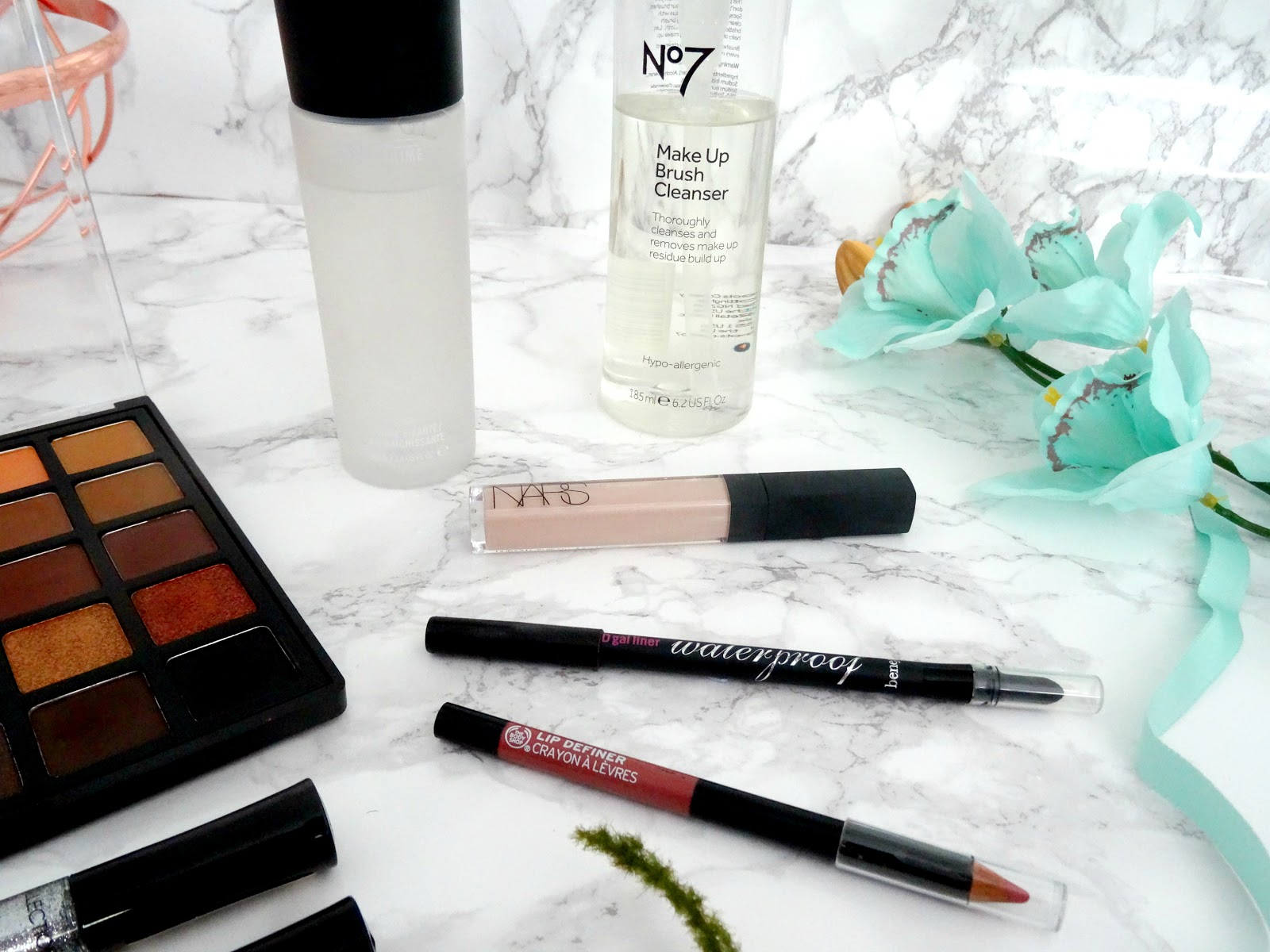 Products That I Don't Get Enough Use Out Of Featuring MAC, Morphe, NARS
