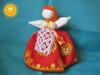 Славянские куклы-обереги - 1 - Праздничный мир