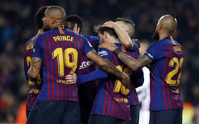 برشلونة يخطط لضم موهبة باريس سان جيرمان