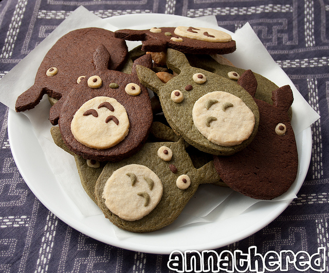 GHIBLI GABBLE: To-To-Ro, Totoro! To-To-Ro, Totoro!