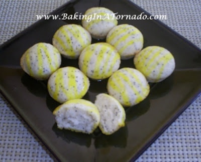 Almond Poppy Muffins | www.BakingInATornado.com | #recipe