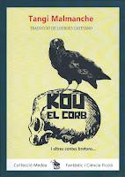 Portada de Kou el Corb i altres contes bretons de Tangi Malmanche