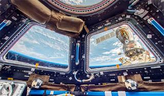 Επισκεφτείτε τον Διεθνή Διαστημικό Σταθμό της NASA.