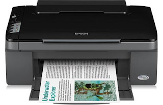 printer for a few months as well as receive got been the dark ink cartridge  Epson Stylus SX105 Driver Download