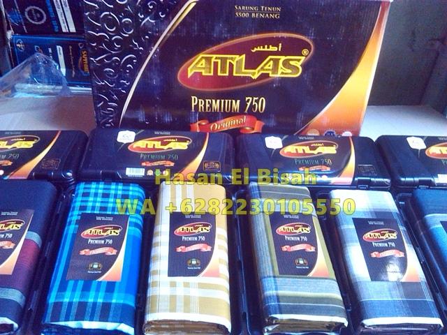Harga Sarung Atlas Premium 750