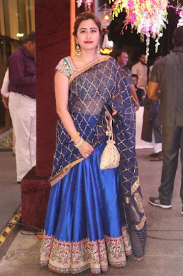 badminton_player_jwala_gutta_sania_mirza_sister_anam_mirza_wedding