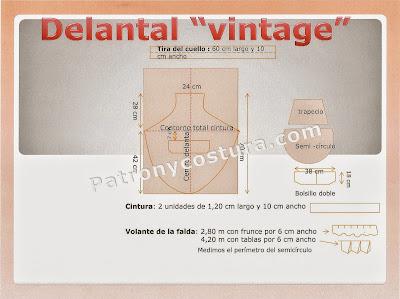 "www.patrtonycostura.com/pasarela delantal ""vintage"" diyTema 98.html"