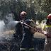 Σε εξέλιξη πυρκαγιά σε χορτολιβαδική έκταση στο Συκούριο