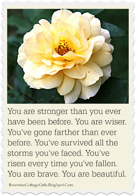 """Let him plant the flowers 