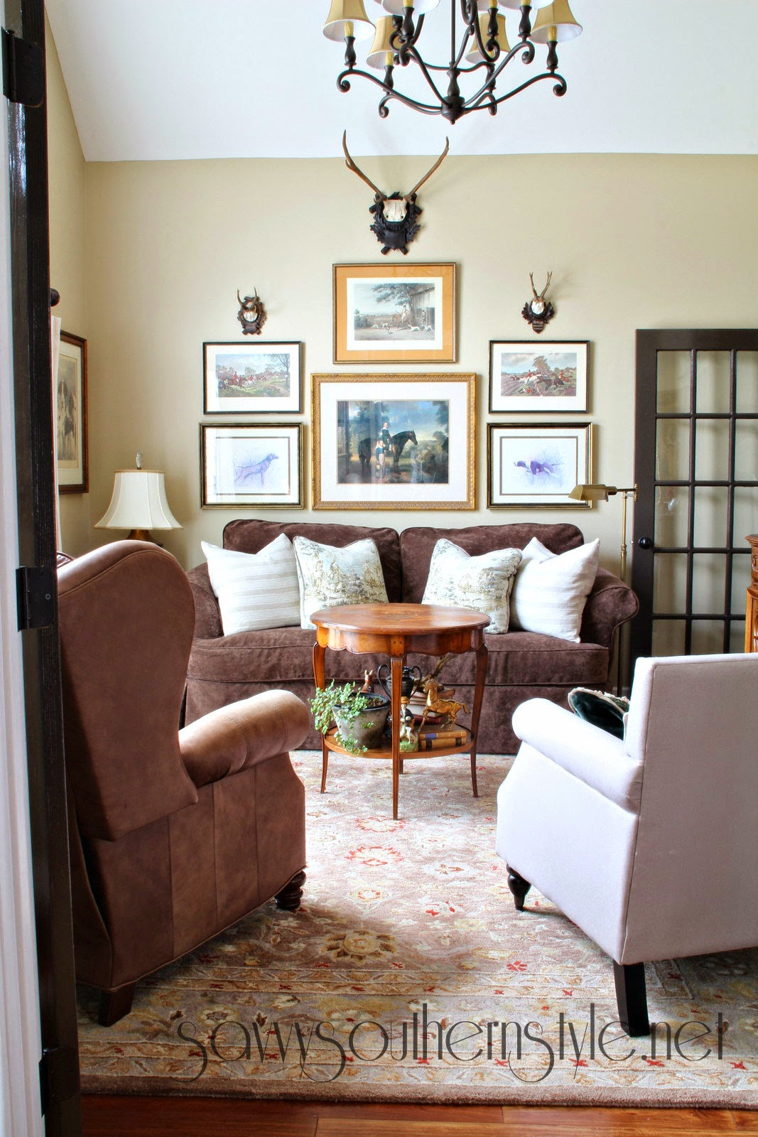 Savvy Southern Style My Home S Paint Colors
