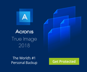 acronis true image serial number 2018
