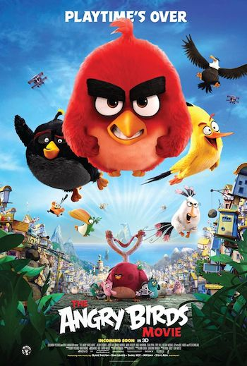 The Angry Birds Movie 2016 Hindi Dubbed