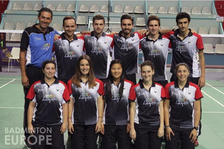Linhas & Finas / +Badminton: CHELAGOENSE INTEGRA GRUPO #4 ... Badmintoneurope