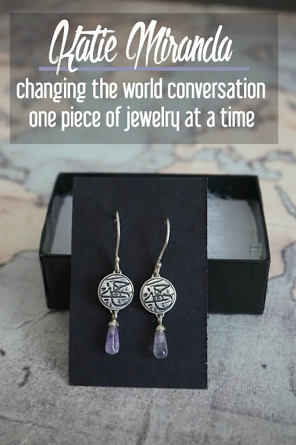 Katie Miranda: Changing the World Conversation, One Piece of Jewelry at a Time | CosmosMariners.com