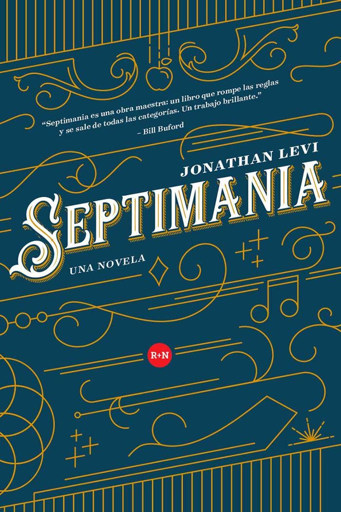 Séptimania, de Jonathan Levi
