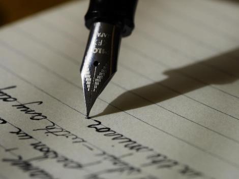 arti tulisan tangan