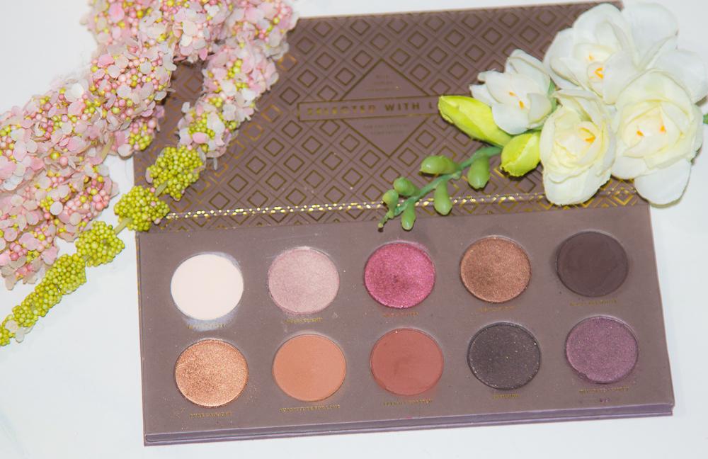 La palette Cocoa Blend de Zoeva