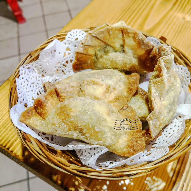 Sabah Chilli Pan Mee 沙巴辣椒板面
