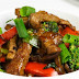 Stir-Fried Beef In Oyster Sauce Recipe