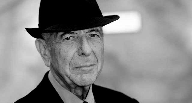 Fallece el mítico cantautor canadiense Leonard Cohen