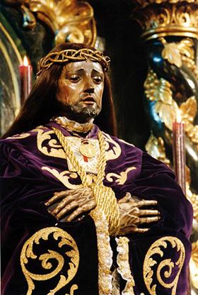 Procesión Padre Jesús Nazareno 'El Pobre' y María Santísima del Dulce Nombre, en su Soledad - Jueves Santo