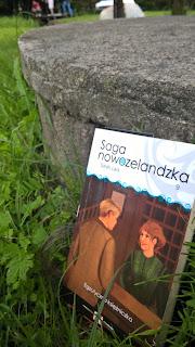 """Saga Nowozelandzka Tom 9 - """"Egzotyczna księżniczka"""" Sarah Lark"""