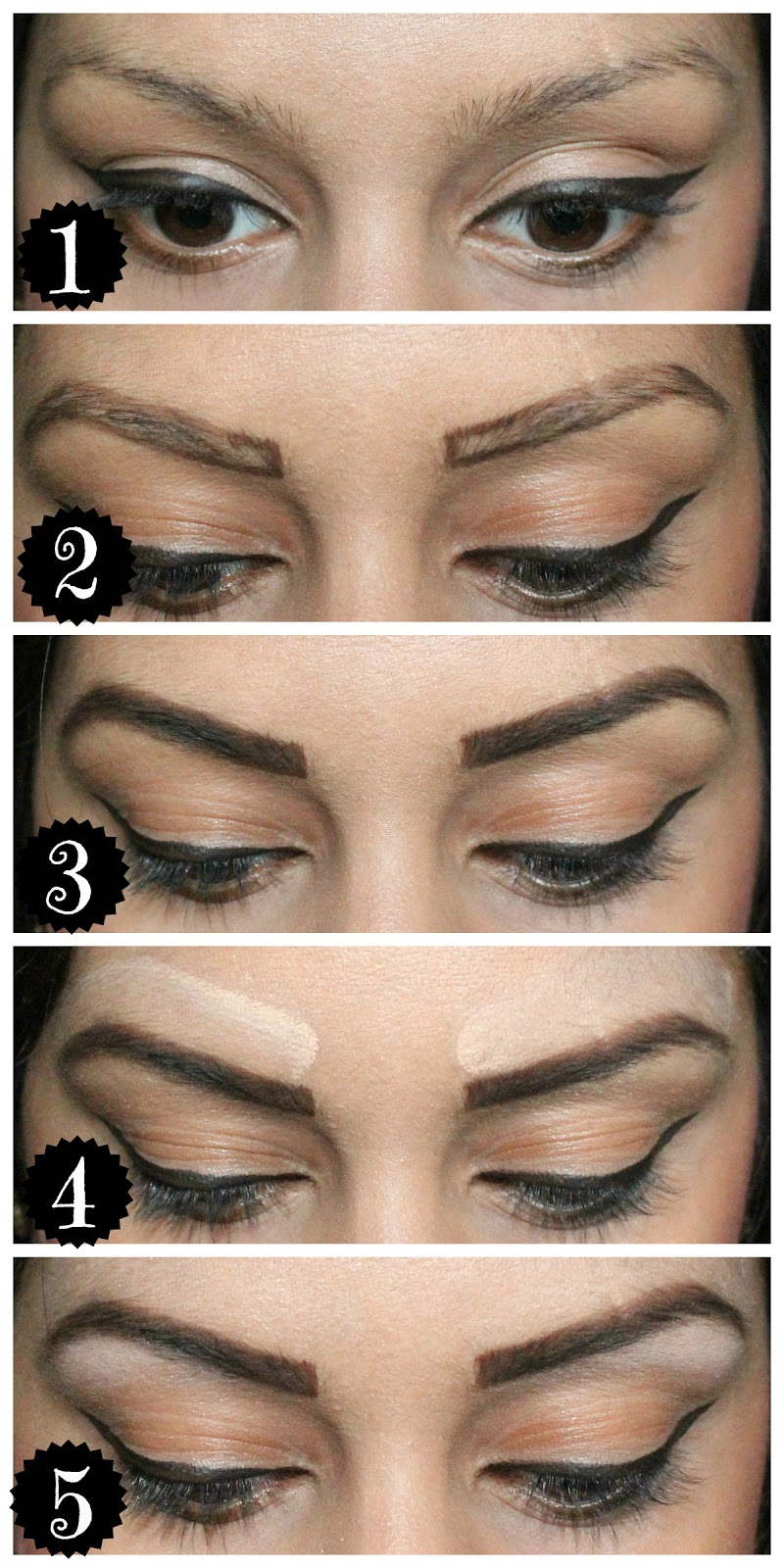 Eyebrow Tutorial: Diary Of A Makeup Geek Blog: HD Brows Review/Swatches & A